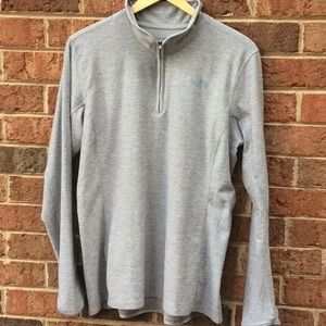 The North Face Grey Lightweight Pullover